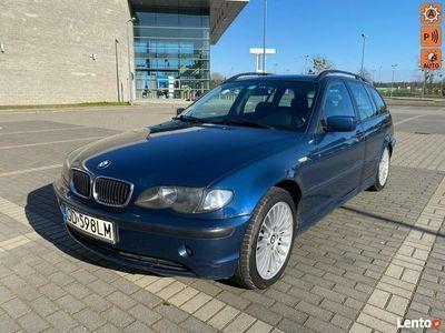 używany BMW 320 2dm 150KM 2005r. 311 000km