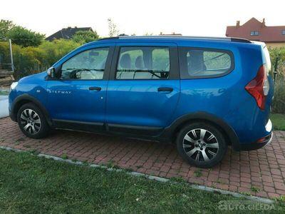 używany Dacia Lodgy Stepway 1.2 116KM + hak z modułem