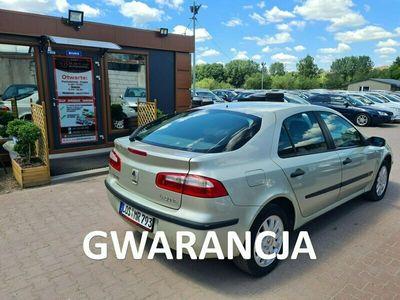 używany Renault Laguna II / 1.6 benzyna / Gwarancja GetHelp / Opłacony / Klima/ II (2001-2005)
