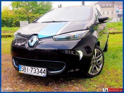 używany Renault Zoe ELEKTRYCZNY VAT-23% Akumulatory na własność 47 TYS