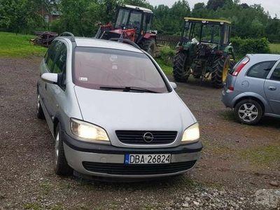 używany Opel Zafira ZAFIRA