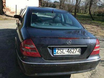 używany Mercedes E270 W211Avantgarde