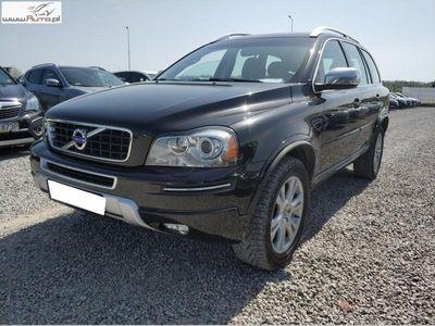 used Volvo XC90 2.4dm 200KM 2012r. 89 040km