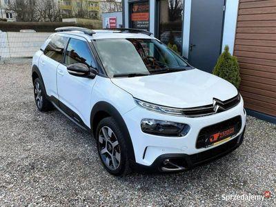 używany Citroën C4 Cactus 1.2dm 130KM 2018r. 6 716km