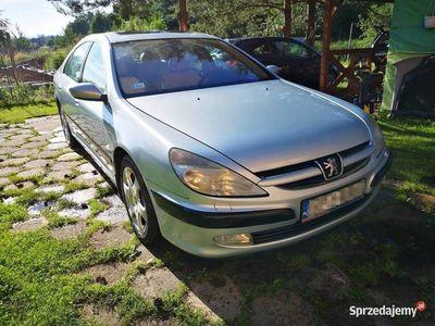 używany Peugeot 607 3.0 + LPG 2003 Pełna opcja!