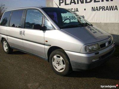 używany Fiat Ulysse 2.0t 122 tyś przebiegu 1 właściciel + 2 sztuka
