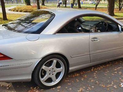 używany Mercedes CL500 C215 2003