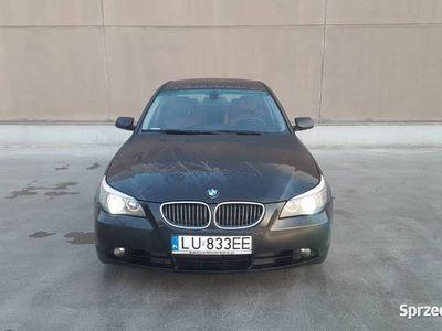 używany BMW 218 E60/3.0 DKM/Navi/DvD