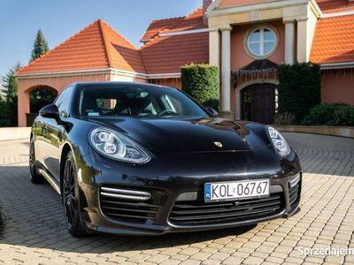 używany Porsche Panamera GTS GTS. Ceramika, dociągi.