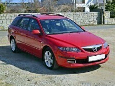 używany Mazda 6 I Jedyny Taki/PL/Xenon/Klima/Zobacz