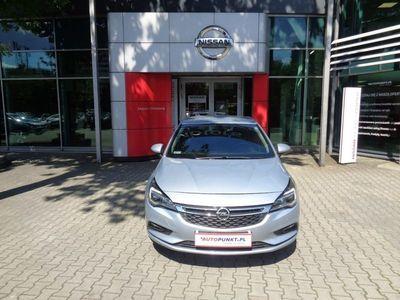 używany Opel Astra 1.4dm 125KM 2016r. 108 900km