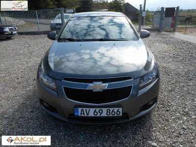 używany Chevrolet Cruze 2dm3 125KM 2010r. 160 000km klima nr. na placu 21