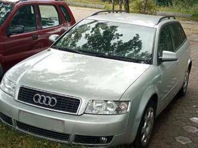 używany Audi A4 B6 Avant 2004r. 2.0 Benzyna Serwisowany