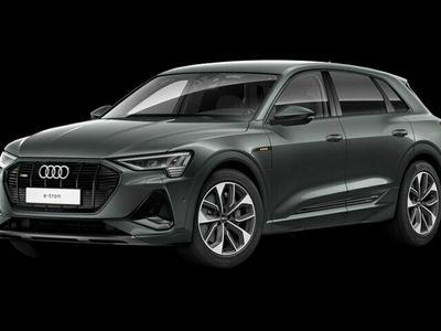używany Audi E-Tron - 0dm 313KM 2021r. 10km