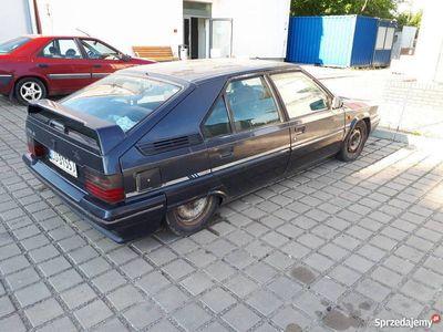 używany Citroën BX wersja limitowanaTOP