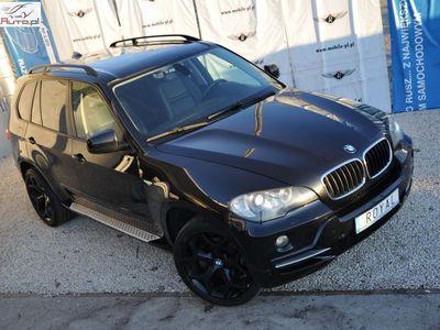 używany BMW X5 X5 3.0dm3 286KM 2007r. 299 900kmblack&black 3,0 TDI