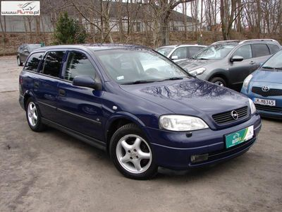 używany Opel Astra 1.7 CDTI 100 KM Salon PL