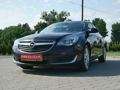 używany Opel Insignia 2dm 170KM 2016r. 204 000km
