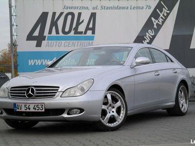używany Mercedes CLS350 3.5dm 272KM 2005r. 248 000km