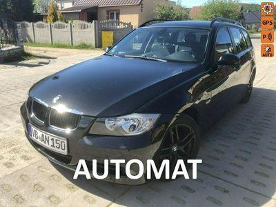 używany BMW 320 Automat/Nawigacja/Klimatronik/Efektowne alufelgi/Zadbany/z Niemiec E90 (2005-2012)