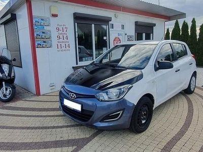 used Hyundai i20 I 2014r 1.1CRDI 5drzwi z Niemiec