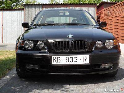 używany BMW 320 Seria 3 E46 Compact TD
