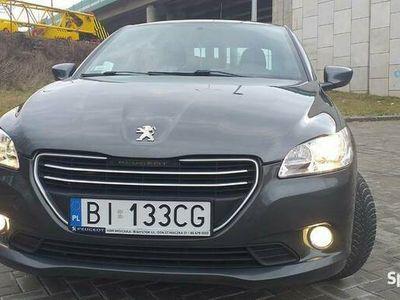 używany Peugeot 301 1.6 hdi polski salon