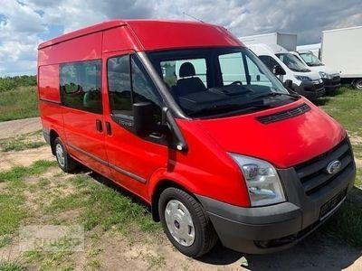 używany Ford Transit VI 2,2 Tdci 100KM 9- Osobowy Hak
