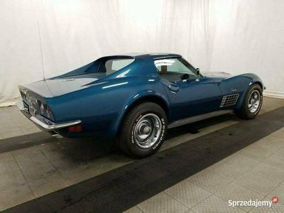 używany Chevrolet Corvette 1972 375 KM III (C3) (1967-1982)