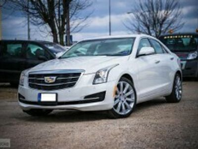używany Cadillac ATS I 2.0 Turbo AWD Luxury 276KM