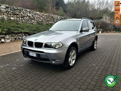 używany BMW 501 X3 2dm 150KM 2006r.000km