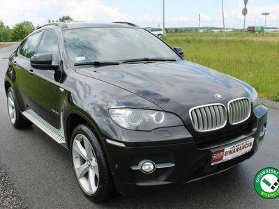 używany BMW X6 3dm 306KM 2012r. 290 100km