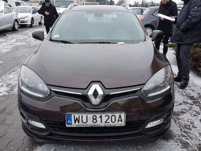 gebraucht Renault Mégane 1.5dm3 110KM 2015r. 155 497km ABS