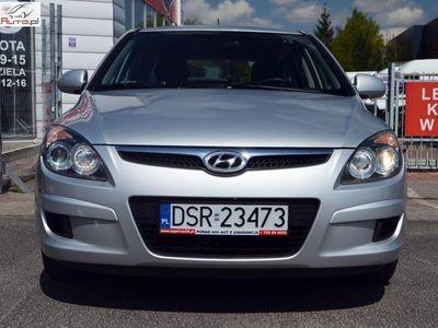 used Hyundai i30 i30 1.4dm3 109KM 2010r. 160 777km1.4 Benzyna Polski Salon, FV 23%, Gwrancja!!