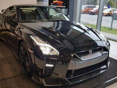 używany Nissan GT-R GT-R3,8 V6 570 KM Black Edition Nowy Model