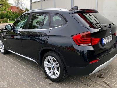 begagnad BMW X1 I (E84) X-Drive Automat Serwis I właść Bogate Wyp ORYG LAK