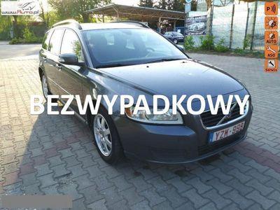 używany Volvo V50 2dm3 136KM 2009r. 241 000km 2.0 D 136 Km automat