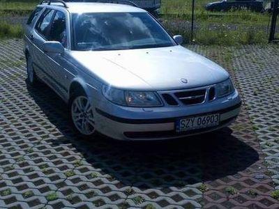 używany Saab 9-5 2.0turbo