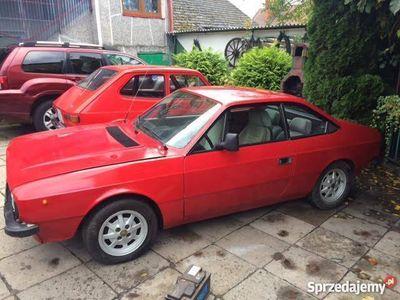 używany Lancia Beta Coupe - włoski klasyk! czarne tablice!