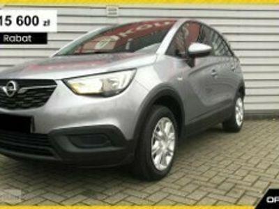 używany Opel Crossland X Enjoy 1.2 Turbo 130KM Klimatyzacja Dwustrefowa+ Czujniki Parkowania