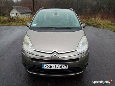używany Citroën Grand C4 Picasso 2008 rok ... 7 osobowy