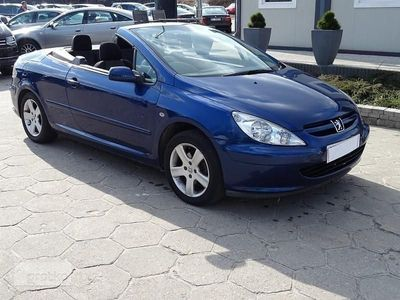 używany Peugeot 307 CC 307 II 2.0 Benzyna* 150KM* Dowód V5* Anglik