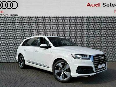 używany Audi Q7 3dm 272KM 2015r. 51 700km