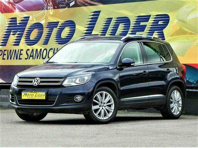 używany VW Tiguan 1.4dm 160KM 2014r. 80 000km