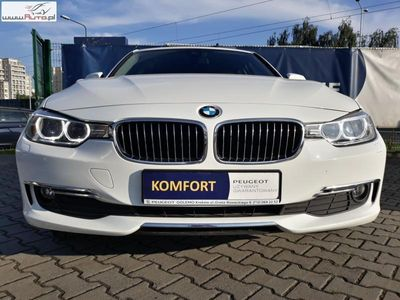 used BMW 320 2dm3 184KM 2014r. 163 183km xDrive