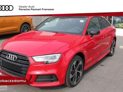 używany Audi A3 A3Limousine Saloon sport 35 TFSI 110(150) kW(KM) S tronic Salon Po