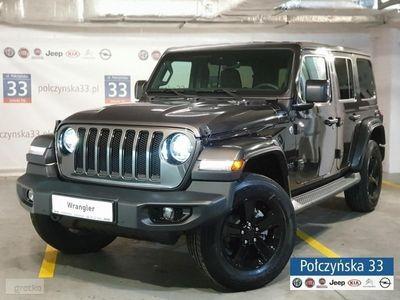 używany Jeep Wrangler 2dm 265KM 2019r. 2km