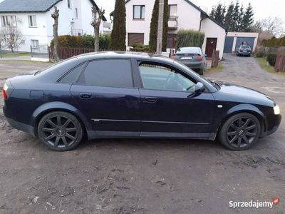 używany Audi A4