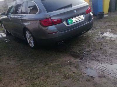 używany BMW 520 f11 d 184hp bardzo ładna bixenon dużanavi skóra uszko