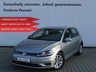 używany VW Golf VII 1.5dm 130KM 2019r. 18 473km